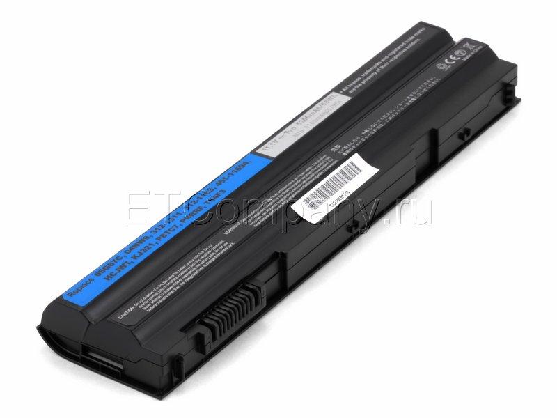 Аккумулятор для Dell Precision M2800, черный