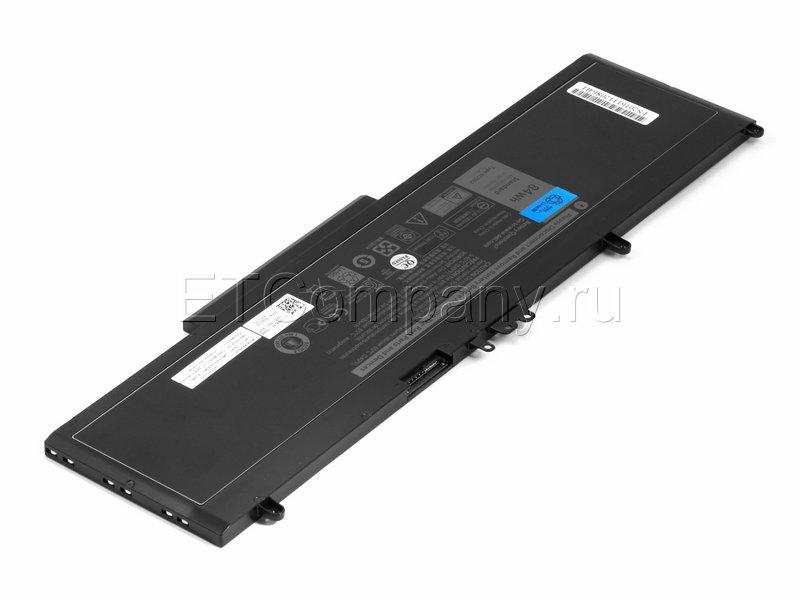 Аккумулятор для Dell Precision 15 (3510) серии, черный