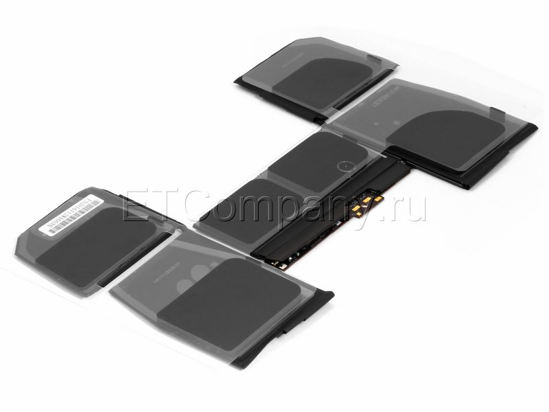 """Аккумулятор для Apple MacBook 12"""" A1534 2015г., черный"""