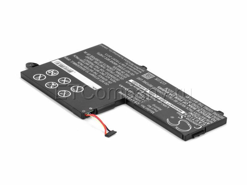 Аккумулятор для Lenovo IdeaPad Yoga 500-15ISK серии, чёрный