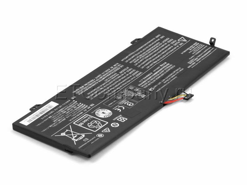 Аккумулятор для Lenovo IdeaPad 710S-13IKB, 710S-13ISK серии, черный