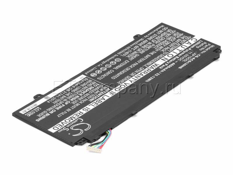 Аккумулятор для Acer Aspire S5-371 серии, чёрный