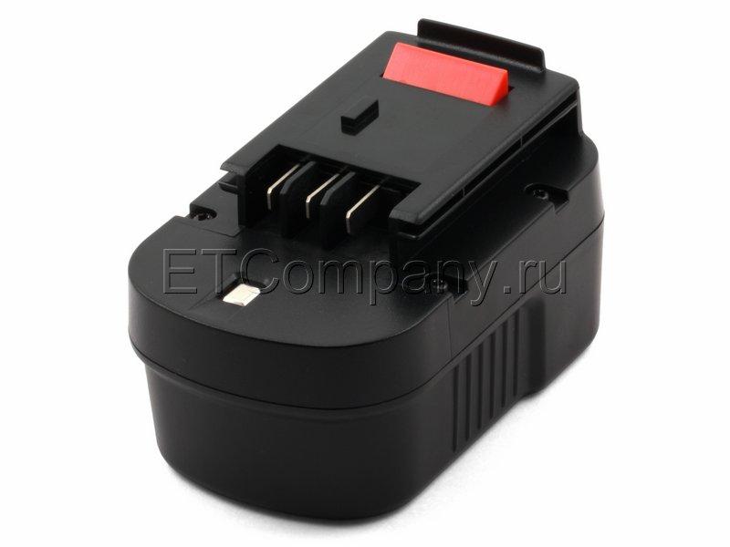 Аккумулятор Black & Decker BDG, CD, CDC, CP серии