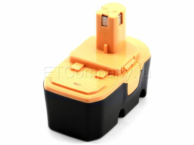 Аккумулятор RYOBI BID, BIW, CAG, CAP серии