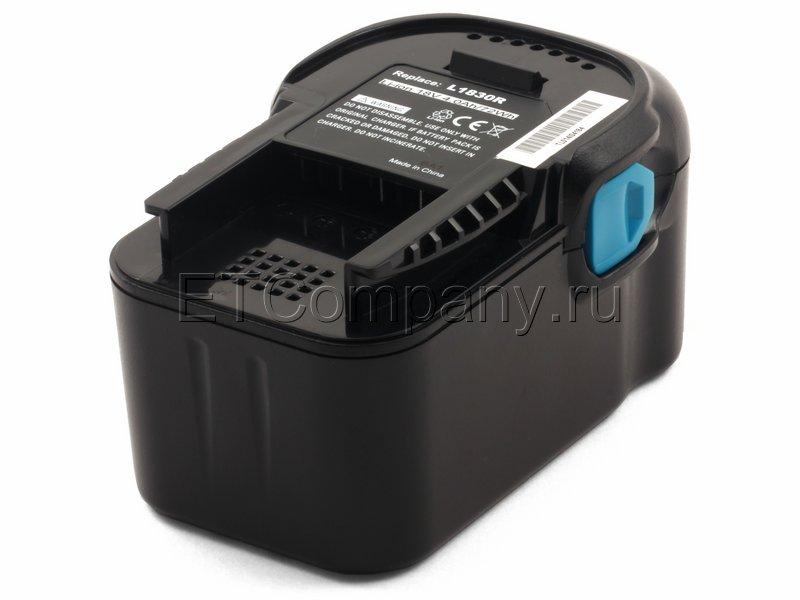 Аккумулятор AEG BFL, BHO, BKS серии, усиленный