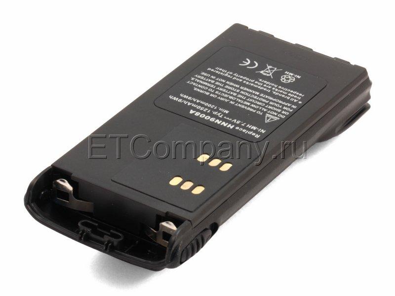 Аккумулятор для радиостанции Motorola HNN9008A, HNN9009A, PMNN4151AR