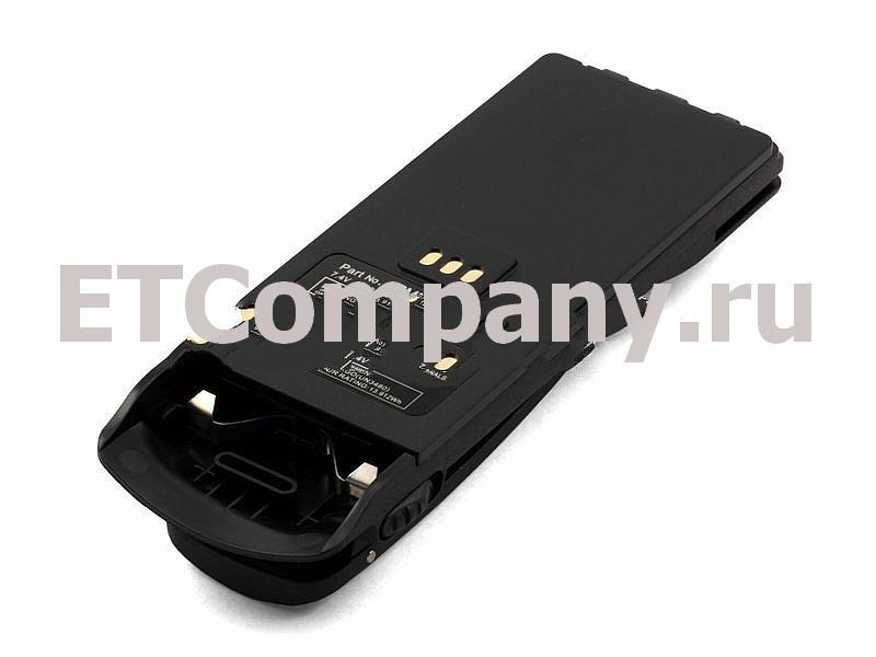 Аккумулятор для радиостанции Motorola MTP700, MTP750 (PMNN4048, PMNN4049)