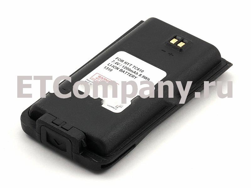 Аккумулятор для радиостанции HYT BL1204, ТАКТ АКЛ-2001, АКЛ-2003, ИПЛ-2000