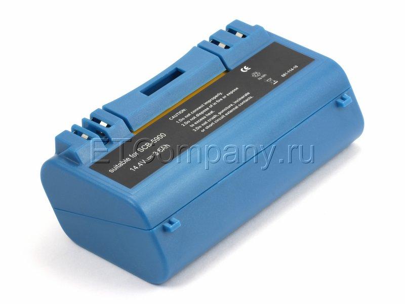 Аккумулятор для пылесоса iRobot Scooba 5900, 5910, 5930, 5940