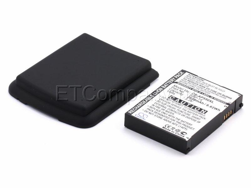 Аккумулятор для Asus MyPal P550 усиленный