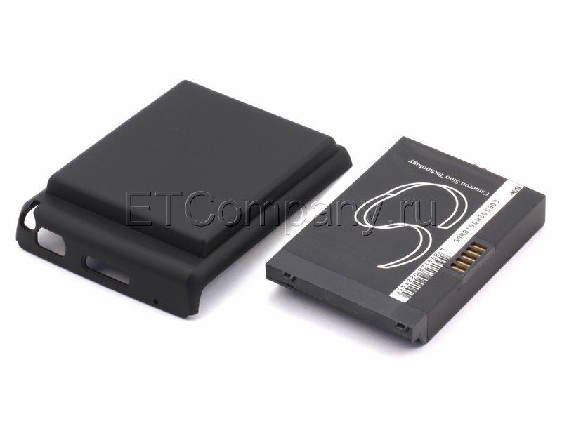 Аккумулятор для E-TEN Glofiish X600, X610, X650 усиленный