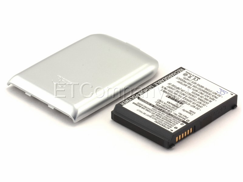 Аккумулятор для E-TEN Glofiish X800 усиленный