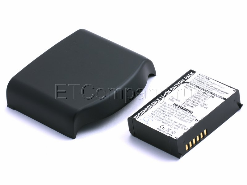 Аккумулятор для HP IPAQ RX1900, RX1950, RX1955 усиленный