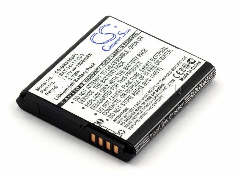 Аккумулятор для BlackBerry 9350, 9360, 9370