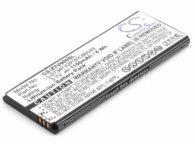 Аккумулятор для ZTE Tania, V960 (Skate), черный