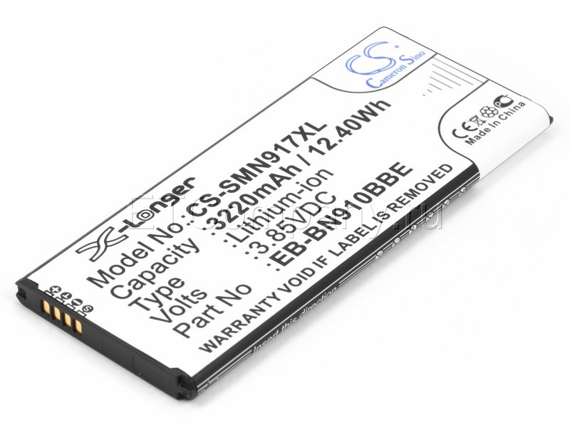 Аккумулятор для Samsung Galaxy Note 4
