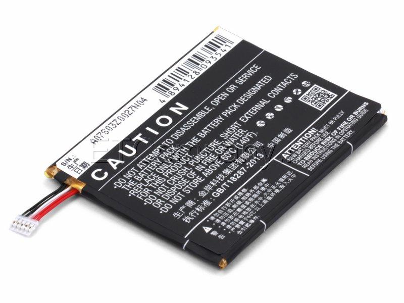 Аккумулятор для Acer Liquid Z500, черный