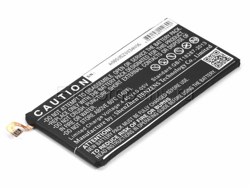 Аккумулятор для Samsung Galaxy A9 , черный