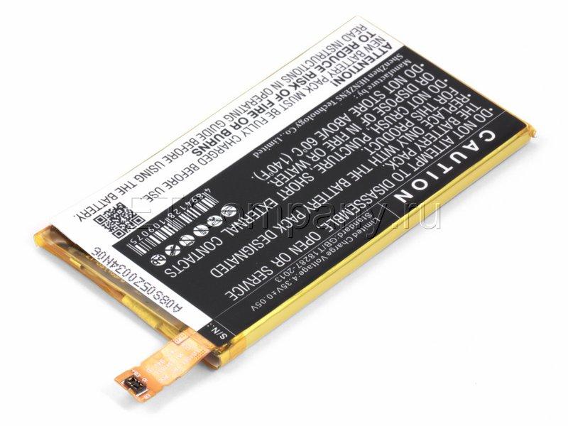 Аккумулятор для Sony Xperia Z2a, черный