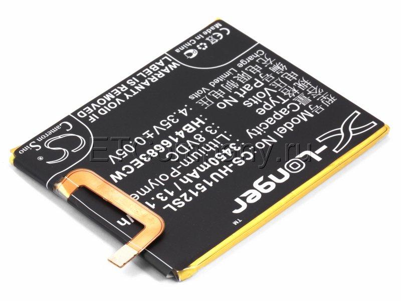Аккумулятор для Huawei Nexus 6P, черный