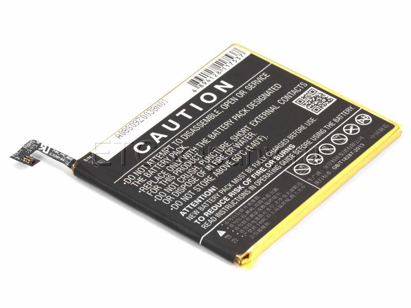 Аккумулятор для Meizu M3, M3 Mini, черный