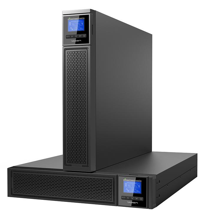 ИБП Ippon Innova RT II 6000 6000Вт 6000ВА черный