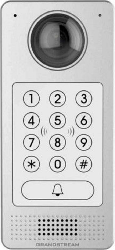Телефон IP Grandstream GDS-3710 серебристый
