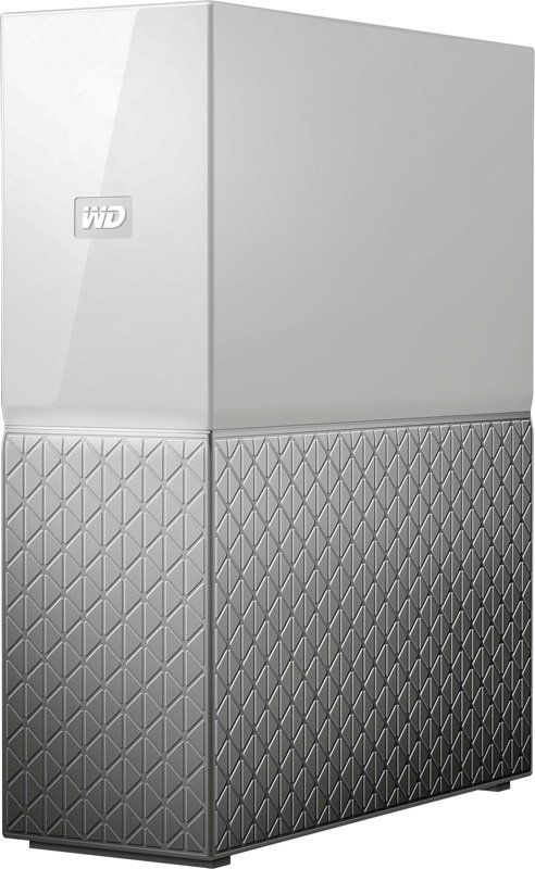 Сетевое хранилище NAS WD Original 2Tb WDBVXC0020HWT-EESN My Cloud Home 1xDisk 1-bay