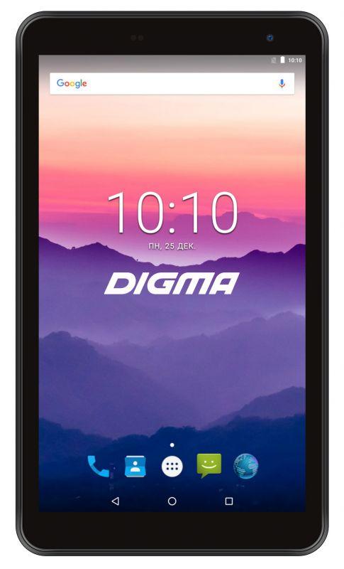 Планшет Digma Optima 7018N 4G MTK8735V (1.0) 4C/RAM2Gb/ROM16Gb 7