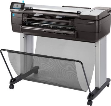 Плоттер HP Designjet T830 MFP (F9A28A) A1/24
