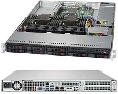 Платформа SuperMicro SYS-1029P-WT 2.5