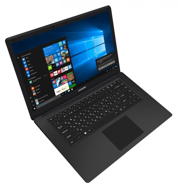 Ноутбук Digma CITI E602 Celeron N3350/2Gb/SSD32Gb/Intel HD Graphics 400/15.6