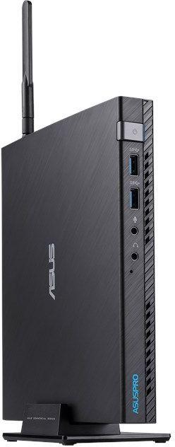 Неттоп Asus E520-B096M slim i5 7400T (2.4)/8Gb/1Tb 5.4k/HDG630/noOS/GbitEth/WiFi/BT/65W/черный
