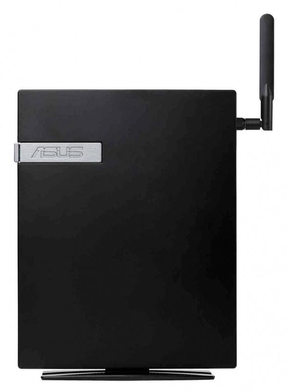 Неттоп Asus E420-B058Z slim Cel 3865U/2Gb/500Gb 5.4k/HDG610/Windows 10 Single Language 64/GbitEth/WiFi/BT/65W/черный