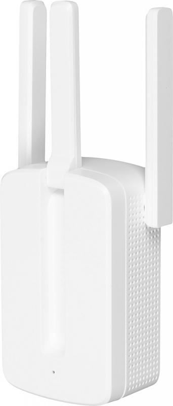 Повторитель беспроводного сигнала Mercusys MW300RE N300 Wi-Fi белый