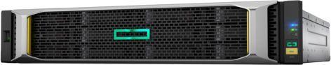 Система хранения HPE MSA 1050 x96 2.5 SAS 2xFC 2Port 8G (Q2R19A)
