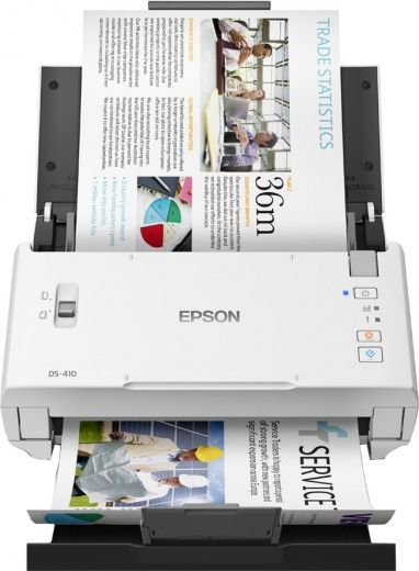 Сканер Epson WorkForce DS-410 (B11B249401)