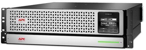ИБП APC Smart-UPS SRT SRTL1000RMXLI-NC 900Вт 1000ВА черный