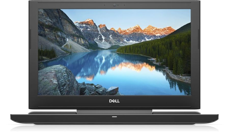 Ноутбук Dell G5 5587 Core i5 8300H/8Gb/1Tb/SSD128Gb/nVidia GeForce GTX 1060 MAX Q 6Gb/15.6