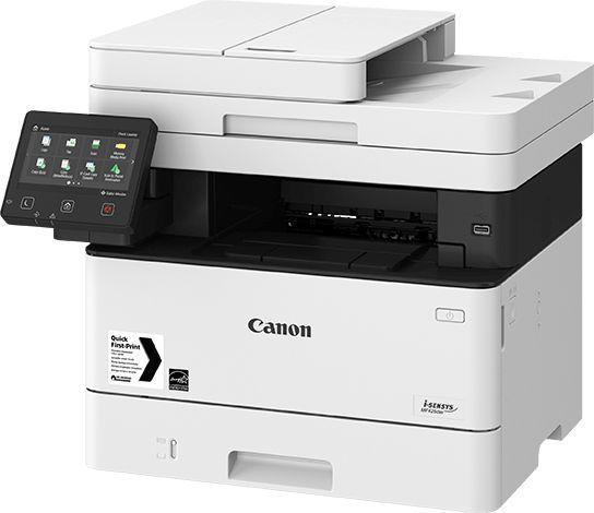 МФУ лазерный Canon i-Sensys Colour MF742Cdw (3101C013) A4 Duplex WiFi белый/черный