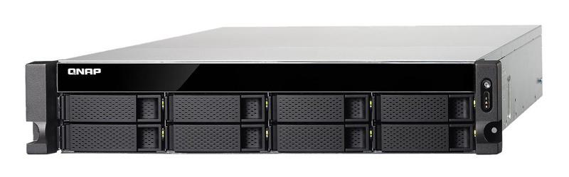 Сетевое хранилище NAS Qnap Original TS-832XU-4G 8-bay