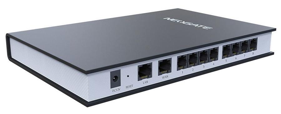 Шлюз IP Yeastar TA800 черный