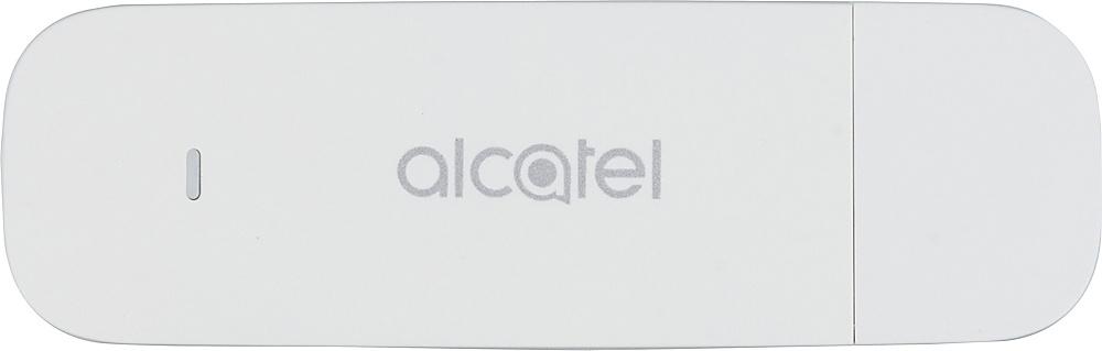 Модем 2G/3G/4G Alcatel Link Key USB внешний белый