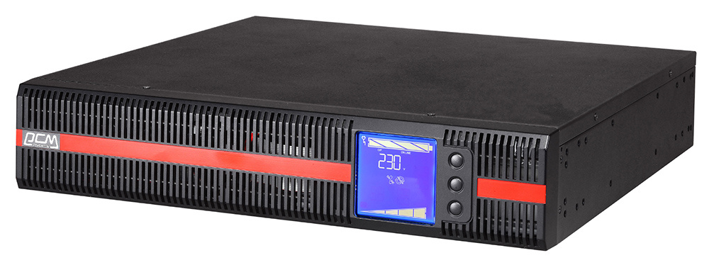 ИБП Powercom Macan MRT-1000SE 1000Вт 1000ВА черный
