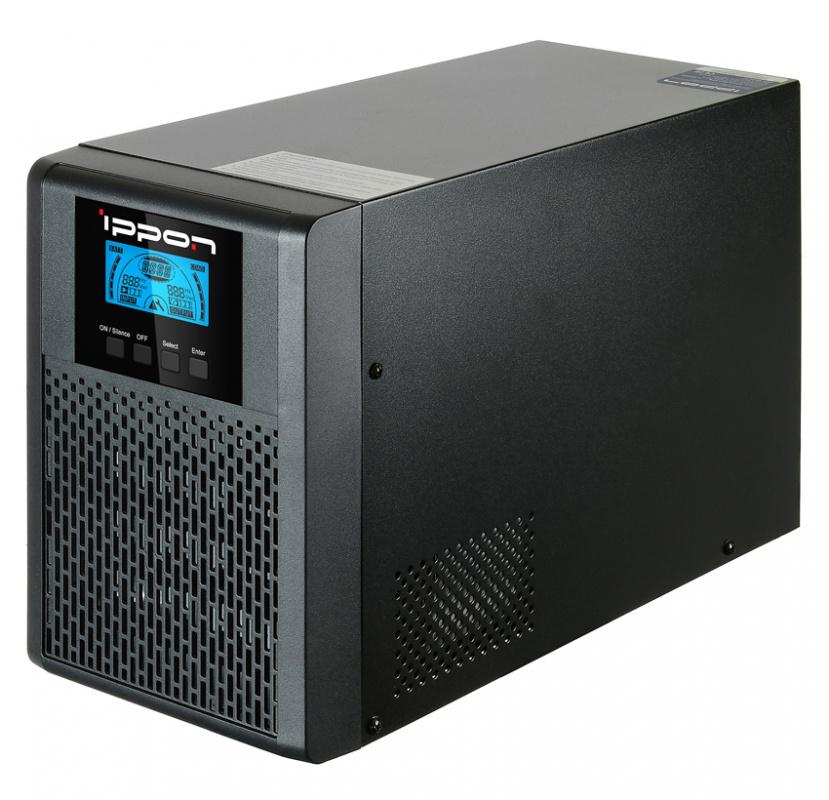 ИБП Ippon Innova G2 Euro 1000 900Вт 1000ВА черный