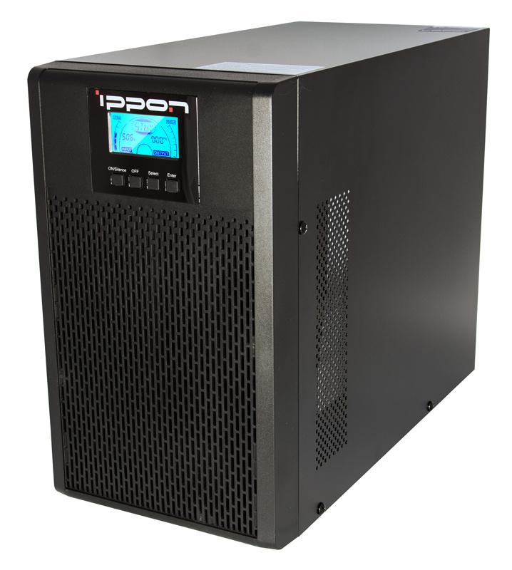 ИБП Ippon Innova G2 Euro 2000 1800Вт 2000ВА черный