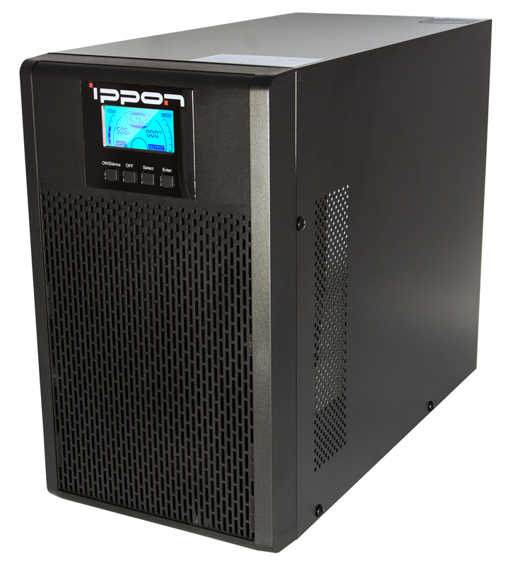 ИБП Ippon Innova G2 Euro 3000 2700Вт 3000ВА черный