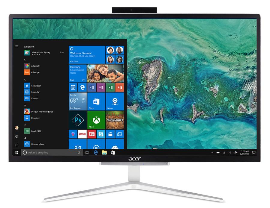 Моноблок Acer Aspire C22-820 21.5