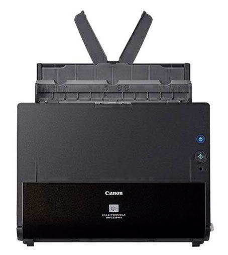 Сканер Canon image Formula DR-C225W II (3259C003) A4 черный