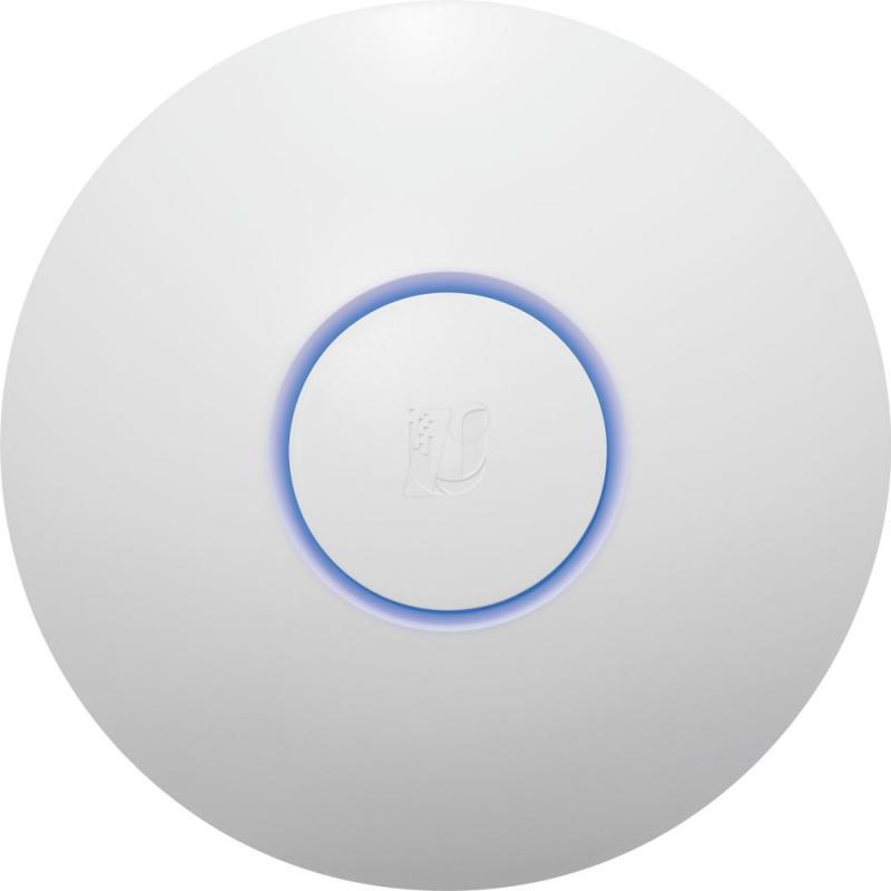 Точка доступа Ubiquiti UAP-AC-PRO-EU 10/100/1000BASE-TX белый